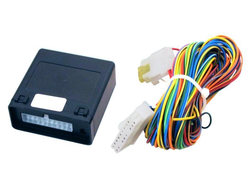 CLM02 CAN kanyarfény elektronika