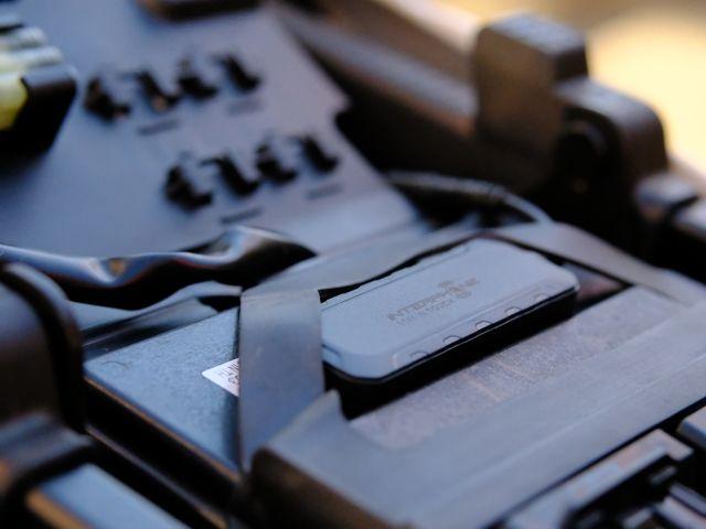 Interphone GPSANGEL 10 motor nyomkövető