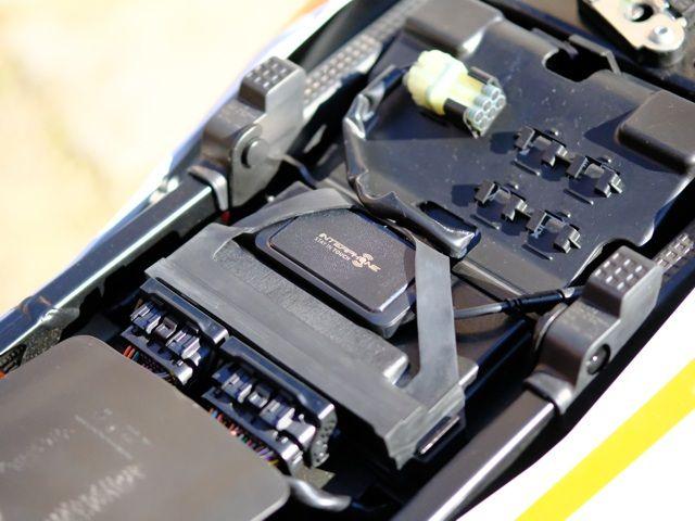 Interphone GPSANGEL 20 motor nyomkövető