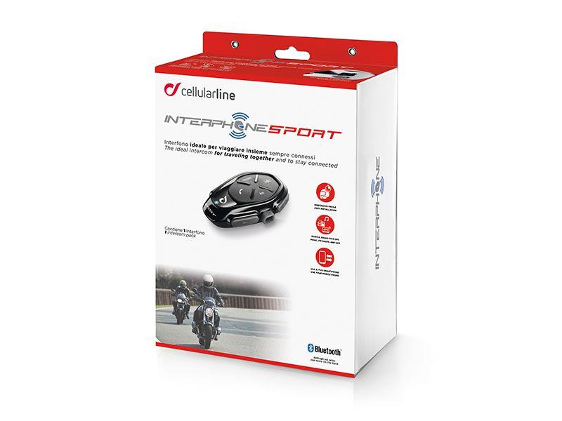 Interphone Sport sisakbeszélő