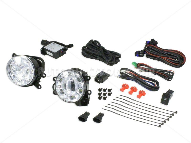 Esuse EL6062 LED nappali menetfény és ködlámpa, Toyota, Lexus