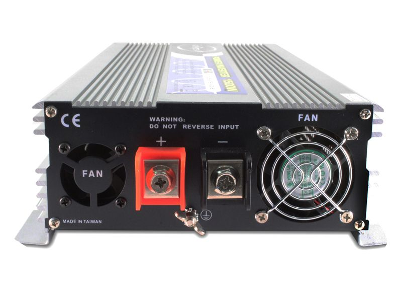 Intelligent SN-1500 szinuszos inverter, 24V, 1500W