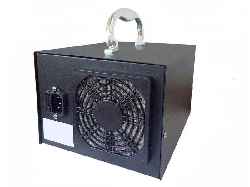 HM-5000-OG/S ózongenerátor (5000mg/h, 65W, fekete)